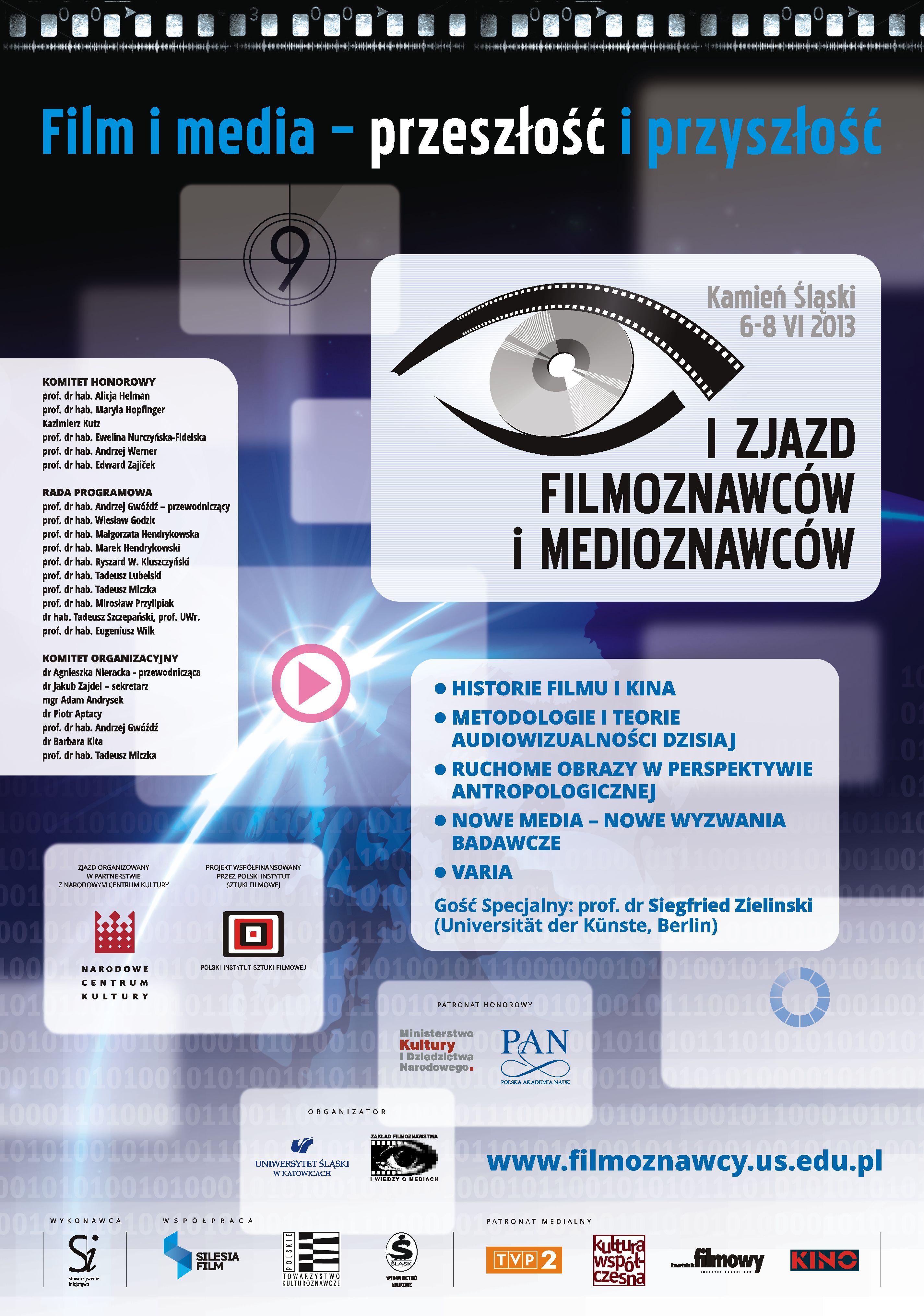 FILMOZNAWCY ZJAZD plakat
