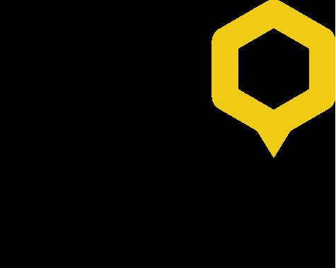 W regionie o regionie logo