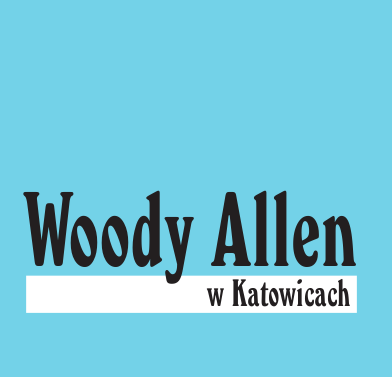 Woody Allen w Katowicach logo