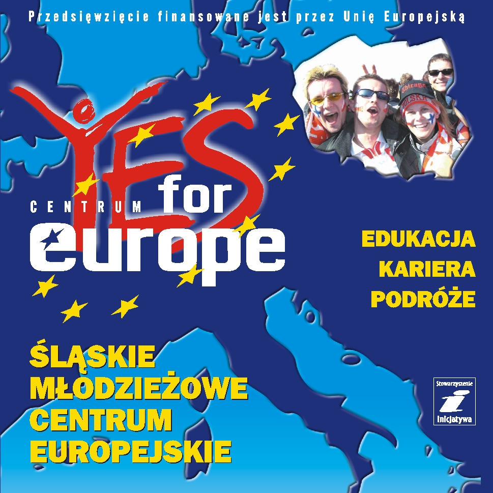 YES for europe logo